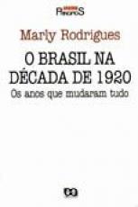 BRASIL NA DECADA DE 1920, O - 1
