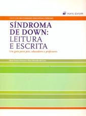 SINDROMA DE DOWN - LEITURA E ESCRITA