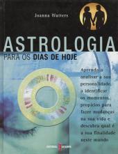 ASTROLOGIA PARA OS DIAS DE HOJE