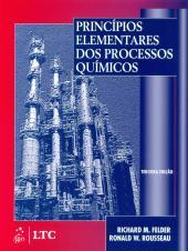 PRINCIPIOS ELEMENTARES DOS PROCESSOS QUIMICOS