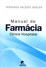 MANUAL DE FARMACIA CLINICA HOSPITALAR