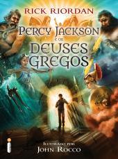 PERCY JACKSON E OS DEUSES GREGOS - 1ª