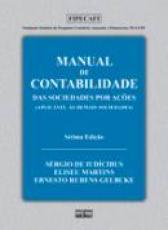 MANUAL DE CONTABILIDADE DAS SOCIEDADES POR ACOES - COM SUPLEMENTO - 7