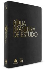 BÍBLIA BRASILEIRA DE ESTUDO - PRETA