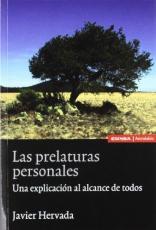 PRELATURAS PERSONALES UNA EXPLICACION AL ALCANCE DE TODOS, LAS - 1°