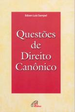 QUESTOES DE DIREITO CANONICO - 1ª