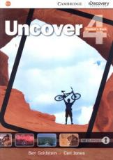 UNCOVER 4 STUDENTS BOOK