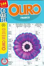 NÍVEL MÉDIO OURO - FRANCO Nº 16
