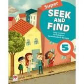 SUPER SEEK AND FIND STUDENT'S BOOK & DIGITAL PACK-5