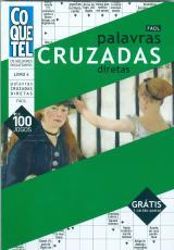 PALAVRAS CRUZADAS DIRETAS - FÁCIL LIVRO 4