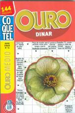 NÍVEL MÉDIO OURO - DINAR Nº 15