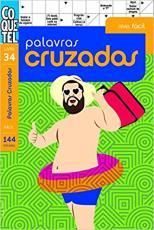 PALAVRAS CRUZADAS - LIVRO 34 - NÍVEL FÁCIL