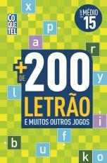 MAIS 200 LETRÃO - LIVRO 15