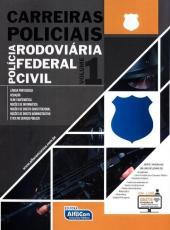 CARREIRAS POLICIAIS - VOL. 1