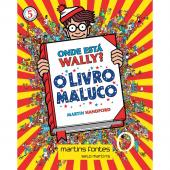 ONDE ESTÁ WALLY MINI 5 - O LIVRO MALUCO