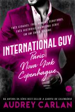 INTERNATIONAL GUY: PARIS, NOVA YORK, COPENHAGUE (VOL. 1) - Vol. 1