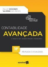 CONTABILIDADE AVANÇADA E ANÁLISE DAS DEMONSTRAÇÕES FINANCEIRAS