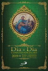 DIA A DIA COM O EVANGELHO 2019 - ANO C LUCAS - espiral verde lucas