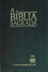 BÍBLIA SAGRADA, A