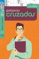 PALAVRAS CRUZADAS - NÍVEL MÉDIO - LIVRO 51