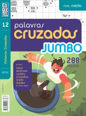 PALAVRAS CRUZADAS JUMBO - NÍVEL MÉDIO - LIVRO 12