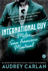 INTERNATIONAL GUY: MILÃO, SAN FRANCISCO, MONTREAL (VOL. 2) - Vol. 2