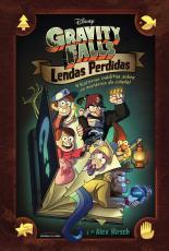GRAVITY FALLS - LENDAS PERDIDAS - 4 NOVAS AVENTURAS