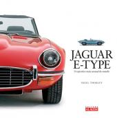 JAGUAR E-TYPE - O ESPORTIVO MAIS SENSUAL DO MUNDO