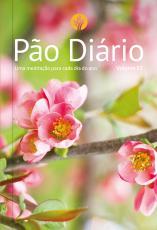 PÃO DIÁRIO 2019 - CAPA FEMININO  - VOLUME 22