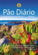 PÃO DIÁRIO 2019 - CAPA PAISAGEM - VOLUME 22