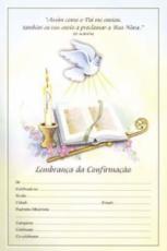 SACRAMENTOS 32 - DIPLOMA CONFIRMAÇÃO