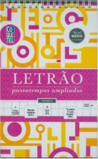 LETRÃO PASSATEMPOS AMPLIADOS - VOLUME 8 - MÉDIO