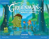 GREENMAN AND THE MAGIC FOREST STARTER PUPILS BOOK WITH STICKERS AND POP OUTS