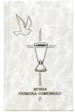 MINHA 1A COMUNHÃO NÁCAR - DOURADA CÁLICE