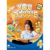 YOU TABBIE 4 WITH DIGIBOOK