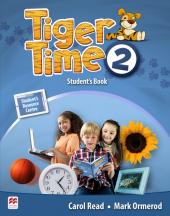 TIGER TIME 2 - STUDENT BOOK WITH EBOOK