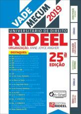 VADE MECUM UNIVERSITÁRIO DE DIREITO RIDEEL - 25ª EDIÇÃO