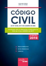 CÓDIGO CIVIL 2019 - MÍNI