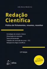 REDAÇÃO CIENTÍFICA - PRÁTICA DE FICHAMENTOS RESUMOS RESENHAS