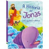 HISTÓRIA DE JONAS, A - COL. AVENTURAS BÍBLICAS EM QUEBRA CABEÇA