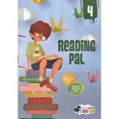 READING PAL 4 - STUDENT'S BOOK WITH ENGLISH CENTRAL APP AND AUDIO APP