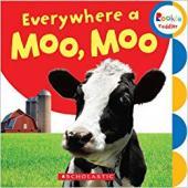 EVERYWHERE A MOO MOO