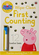 PEPPA PIG - PRACTISE WITH PEPPA - WIPE-CLEAN COUNTING