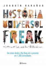 HISTÓRIA UNIVERSAL FREAK