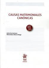 CAUSAS MATRIMONIALES CANÓNICAS