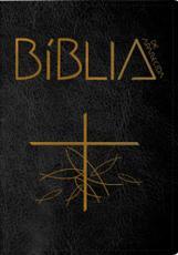 BIBLIA DE APARECIDA MÉDIA - ZÍPER AZUL