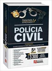 GABARITADO E APROVADO - POLÍCIA CIVIL