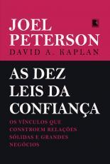 AS DEZ LEIS DA CONFIANÇA