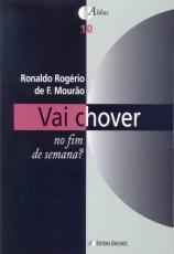 VAI CHOVER NO FIM DE SEMANA? - 1