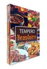 BOX TEMPERO BRASILEIRO - 4 VOLUMES